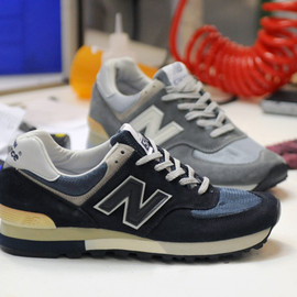 New Balance - New Balance 576 OG 25th Anniversary Pack