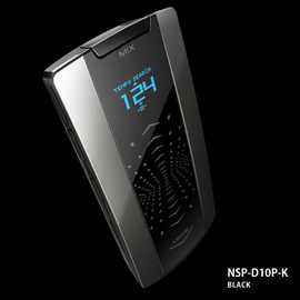 Pioneer - STEEZ Portable Player NSP-D10P-k