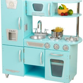 KidKraft - KidKraft Vintage Kitchen in Blue
