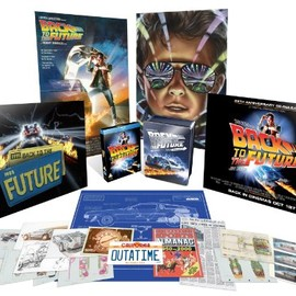 Robert Zemeckis - Back to the Future Trilogy Limited Edition Collector's Tin [Blu-ray]