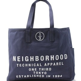NEIGHBORHOOD ONE THIRD - LESSON / C-TOTE