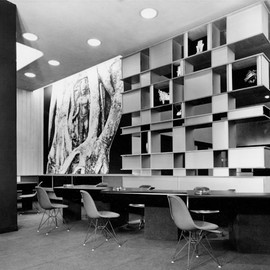 Charlotte Perriand - Air France Office, London, ca 1957