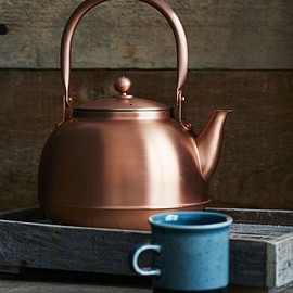 azumaya - Japanese Copper Kettle