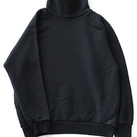 PHINGERIN - Turtle Neck Sweat (black)