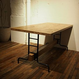 INOUT - Dining Table(Leg Steal)