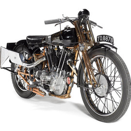 Bonhams Selling Moby Dick, The Fastest Motorcycle of the 1920s - Moby Dick going under the hammer...