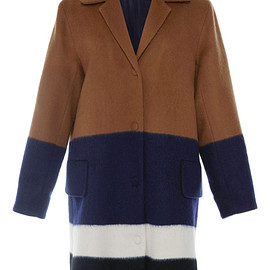 Mother of Pearl - Pre-Fall 2015 Mother of Pearl Montiague Mohair Wool Coat