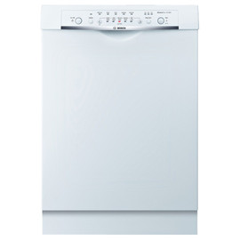 Bosch - Bosch Built-In Dishwasher (SHE3ARL2UC) - White