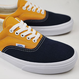 VANS - ERA Vintage - Dress Blues/Sunflower