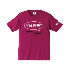 Fishmans - I'M FISH Tシャツ