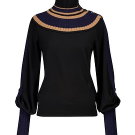 Chloe - Wool turtleneck sweater