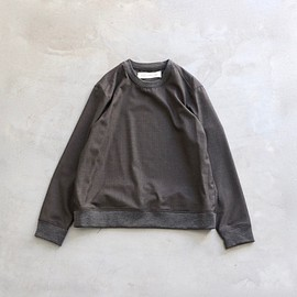"""POLYPLOID - """"CREW NECK PULLOVER C"""""""