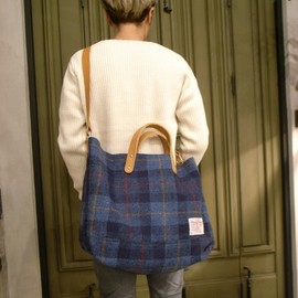 hobo - Harris Tweed Tote