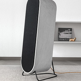 Vonschloo - L10 Loud Speaker - Grey/Black
