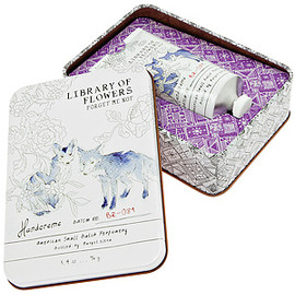 Library of Flowers - Forget Me Not Handcreme