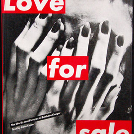 Barbara Kruger - Love for sale