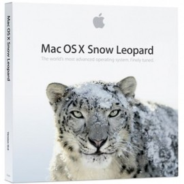 Apple - Mac OS X 10.6 Snow Leopard