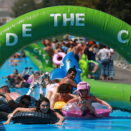 Slide the City - Slide the City JAPAN Aomi