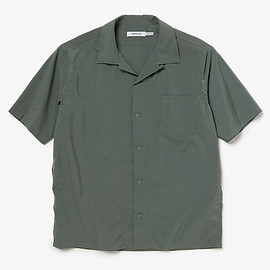 nonnative - BOWLER SHIRT S/S POLY WEATHER STRETCH COOLMAX®