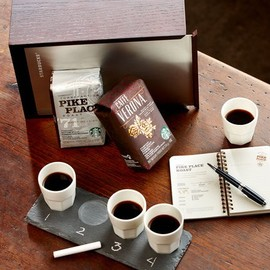 STARBUCKS - Starbucks Coffee Explorer Tasting Set