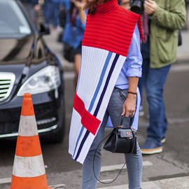 fashion snap - Miroslava Duma
