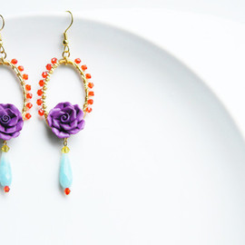 Ostara - Earrings