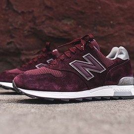 New Balance - M1400CBB BURGUNDY USA