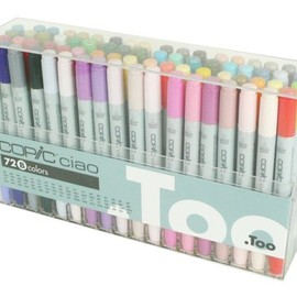 Too - COPIC ciao 72 B colors