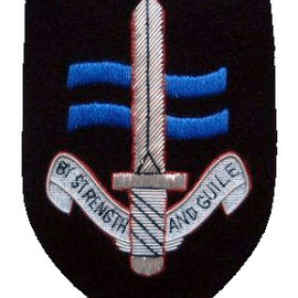 Royal Marines - Wappen Special Boat Service