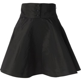 RED Valentino - flared skirt