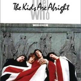 The Who - キッズ・アー・オールライト ディレクターズ・カット完全版 [DVD]
