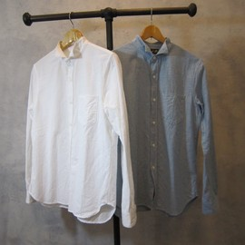 THE SUPERIOR LABOR - wing collar shirts