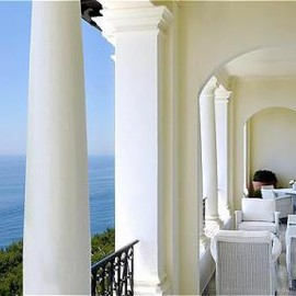 Grand Hotel du Cap-Ferrat - Saint Jean Cap Ferrat, South of France, Spring week-end with Arrow