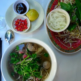 PHO 14 (129, av. de Choisy, Paris) - フォー