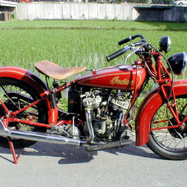INDIAN - INDIAN JUNIOR SCOUT 250CC