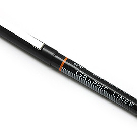 Ohto - Ohto Graphic Liner Needle Point Drawing Pen - Pigment Ink - 005 - 0.3 mm