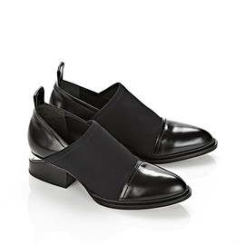 Alexander Wang - NEOPRENE KORI OXFORD WITH RHODIUM