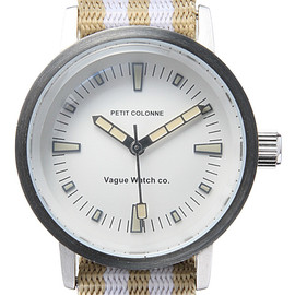 vague, VAGUE WATCH Co. - PETIT COLONNE PC-S-002