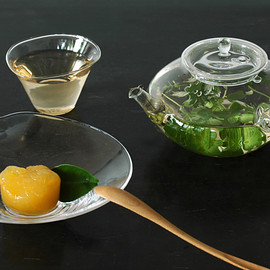 Higashiya - Glass Tea Set