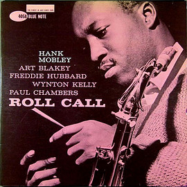 Hank Mobley ‎ - Roll Call (Vinyl,LP)