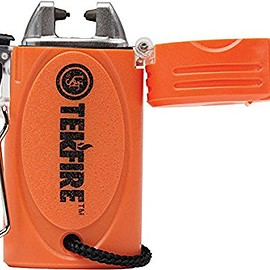 UST - TekFire Fuel-Free Lighter - Orange/Black