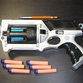NERF - Painted Marverick