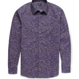 JIL SANDER - Printed Cotton Shirt