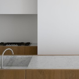 Vincent Van Duysen - Carrara Marble Top Kitchen