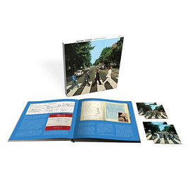 The Beatles - Abbey Road (Anniversary Edition / SUPER DELUXE [3CD+1Blu-ray set]) [輸入盤][完全生産限定盤]