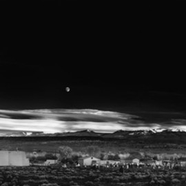 Ansel Adams - Moonrise, Hernandez