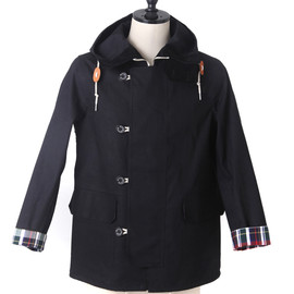 JUNYA WATANABE COMME des GARCONS MAN - MACKINTOSH Fooded Coat