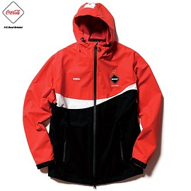 F.C.R.B. - SOPH. | COCA-COLA WARM UP JACKET(M RED):