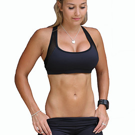 Nakd lift more - mesh crop top