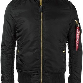 Alpha Industries - classic bomber jacket